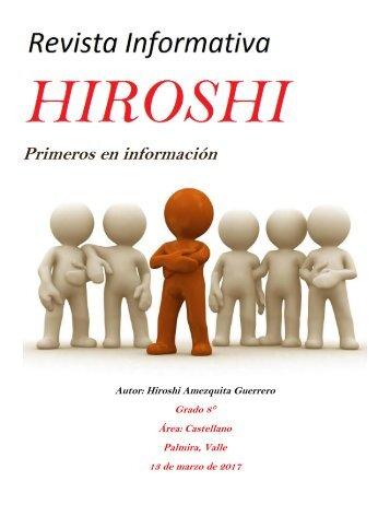 Revista Hiroshi