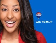 Why RE/MAX Brochure