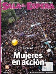 Revista Sala de Espera Uruguay Nro. 104 MArzo 2017