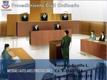 Procedimiento Civil Ordinario
