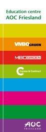 mbo groen - AOC Friesland