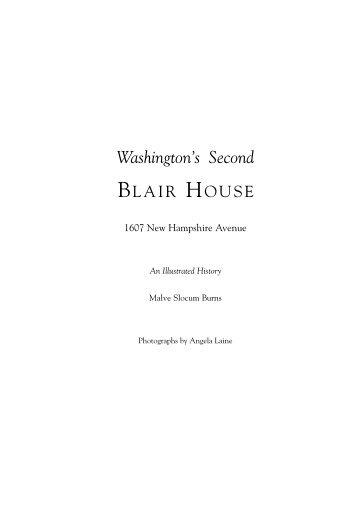 Washington's Second - German Historical Institute Washington DC