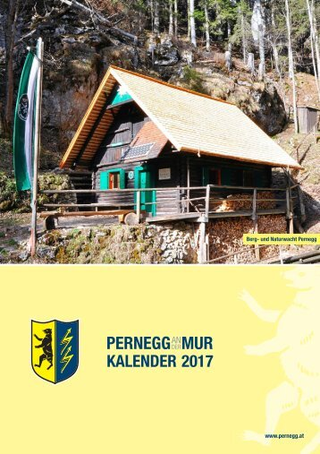 Pernegg Kalender 2017