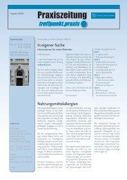 Praxiszeitung - Dr. med. Martin Borchers