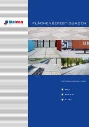 Prospekt - BTE Stelcon Deutschland GmbH