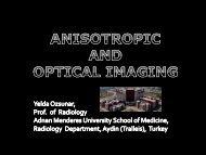 Optik görüntüleme nasıl uygulanır?