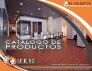 Catalogo Inmex El Salvador 2017