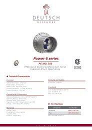 Power 6 series - Deutsch