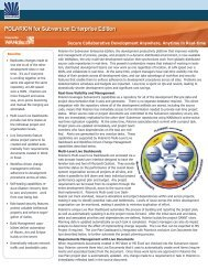 Polarion Platform Documentation