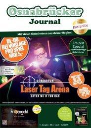 Osnabrucker Journal - Frühjahr 2017