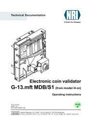 Setting module G-55 0460 - NRI