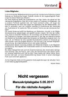Tuspo Magazin Nr. 2/2017 - Page 7