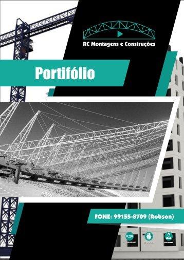 PORTIFÓLIO RC MONTAGENS E CONSTRUÇÕES