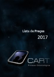 lista CART digital 2017 catalogo