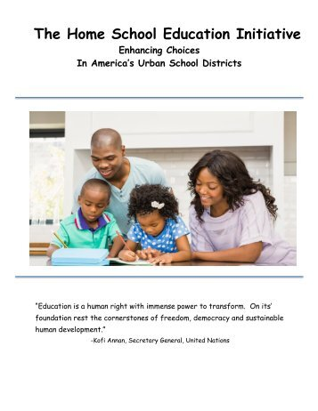 The Home School Education Initiative