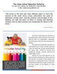 The Home School Education Initiative - Page 3