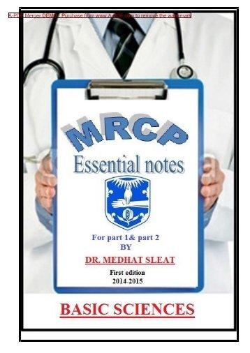 DR Medhat MRCP