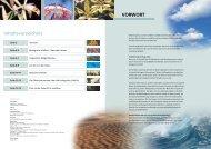 Biologische Vielfalt Das Netz des Lebens - Bundesamt für Naturschutz