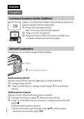 Sony ILCE-5000L - ILCE-5000L  Estonien - Page 2