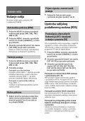 Sony CDX-G3200UV - CDX-G3200UV Consignes d'utilisation Croate - Page 7