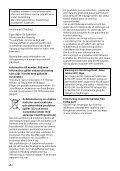 Sony CDX-G3200UV - CDX-G3200UV Consignes d'utilisation Suédois - Page 2