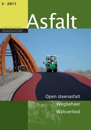 3 - 2011 - VBW-Asfalt