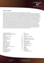 References / Partners - Vision Seven Media Group
