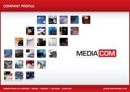 Company profile - MediaCom IT-Distribution GmbH