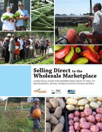 Selling Direct to the Wholesale Marketplace - Chris Hill Media