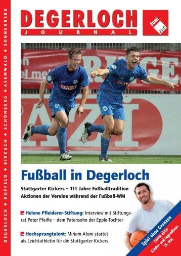 fußball in Degerloch - Degerloch.info