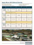 Equipo Minero 2012 Editorial Calendar - Mining Media - Page 3