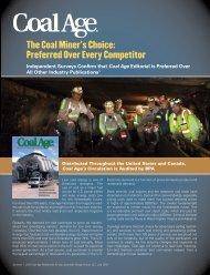 Coal Age - Mining Media