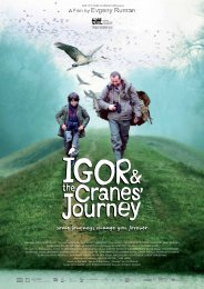 some journeys change you forever - Yeti Films