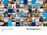 Read more about our journalists - The New York Times Global
