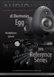 And also… Audio-Technica 2022 • Two Notes ... - Audio Media