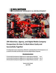 294 Advertiser, Agency, and Digital Media Company Perspectives ...