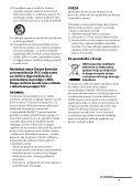 Sony STR-DH130 - STR-DH130 Istruzioni per l'uso Sloveno - Page 3