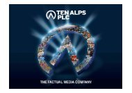 The Factual Media Company - Ten Alps