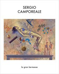 catálogo - La gran kermesse de Sergio Camporeale