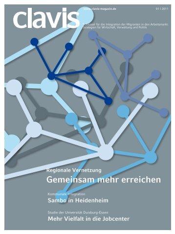 Vielfalt in die Jobcenter - Netzwerk Integration durch Qualifizierung