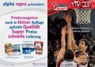 Die Fan Ecke - News! - Paderborn Baskets