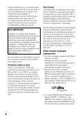 Sony BDP-S6500 - BDP-S6500 Mode d'emploi Allemand - Page 6