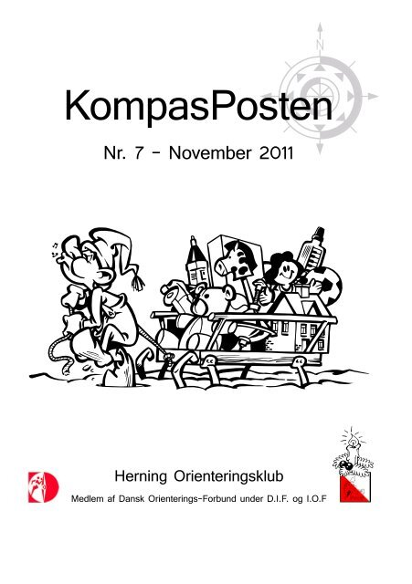 KompasPosten - Herning Orienteringsklub