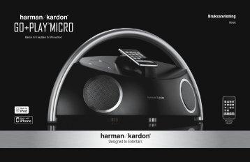 GO+PLAY™MicrO - Harman Kardon