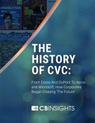 THE HISTORY OF CVC
