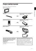 Sony DPF-D85 - DPF-D85 Istruzioni per l'uso Croato - Page 7