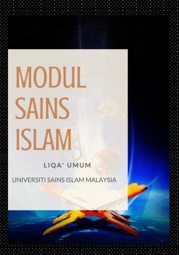 ModulLiqa Sains Islam
