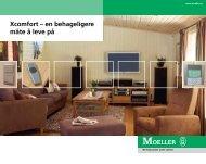 Xcomfort – en behageligere måte å leve på - Moeller