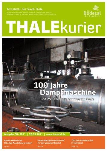 2. Harzer Modellbahn- und Modellbauschau - Bodetal