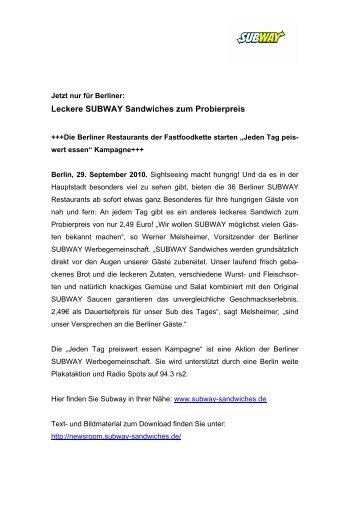 Pressemitteilung (PDF)
